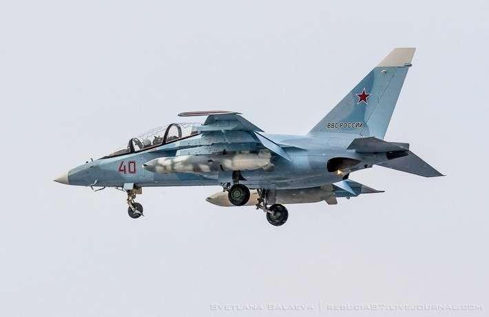 7. ВВС России получили ещё 4 самолёта Як-130 Сделано у нас, политика, факты