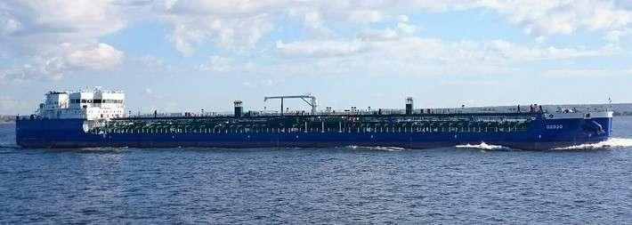 18. Завод «Красное Сормово» передал заказчику танкер-продуктовоз «Pioneer» проекта RST27 Сделано у нас, политика, факты