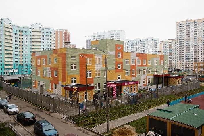 1. Детский сад на 115 мест открыли в Московской области Сделано у нас, политика, факты