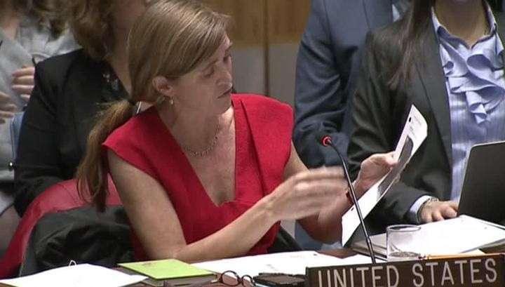 Новый скандал в Совбезе ООН: клоуны из США, Британии и Франции покинули заседание