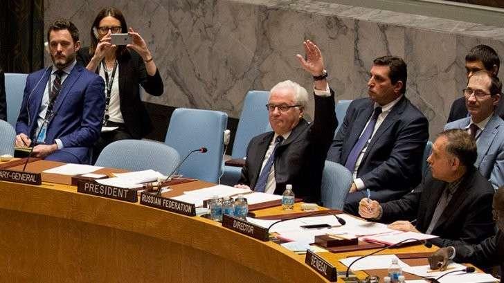 Виталий Чуркин раскритиковал выступление замгенсека ООН в стихах