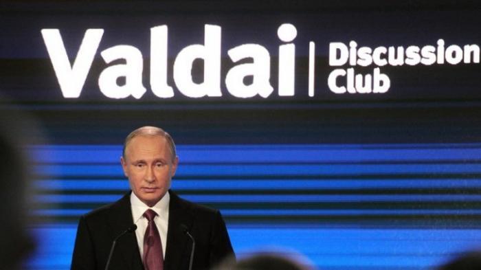 «Давайте договариваться»: Владимир Путин ответил на вопросы участников клуба «Валдай»