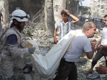 США представили фальшивые «доказательства» о причастности РФ к бомбёжкам Алеппо