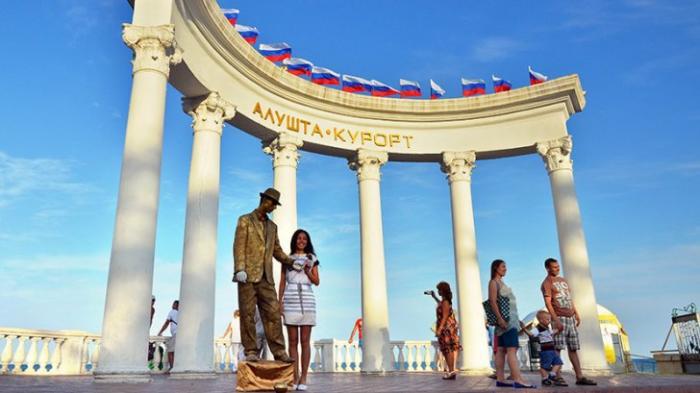 Крым уже начал готовиться к новому туристическому сезону