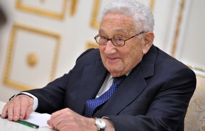 Дожились: Генри Киссинджер стал академиком РАН, прям как Боря Березовский