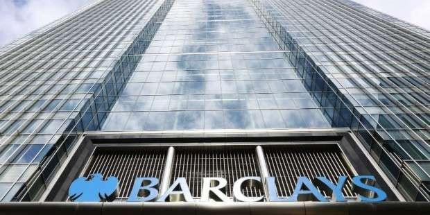 Объем торгов американских компаний на платформе Barclays упал на 37%