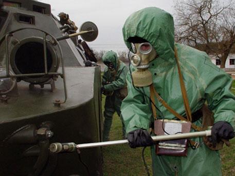 Разведывательную машину нового поколения РХМ-6 испытали под Курском