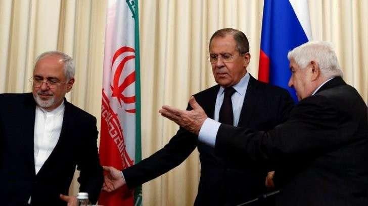 Россия, Сирия и Иран расширят сотрудничество в борьбе с терроризмом