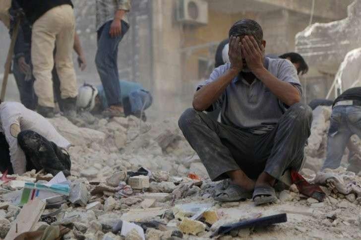 Россия представила доклад о действиях США в Сирии