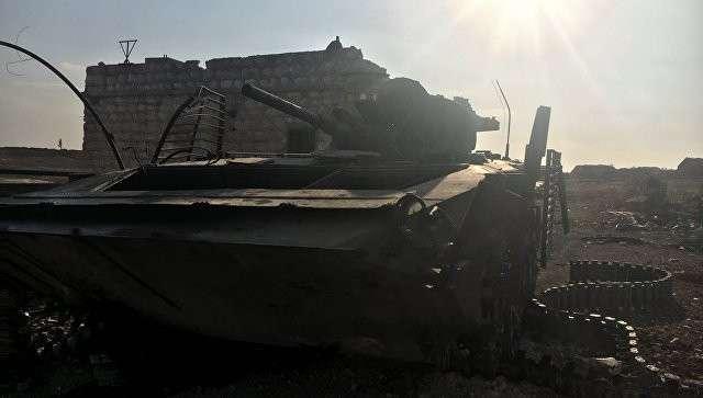 Сирийская армия засутки уничтожила пятьсот боевиков вАлеппо