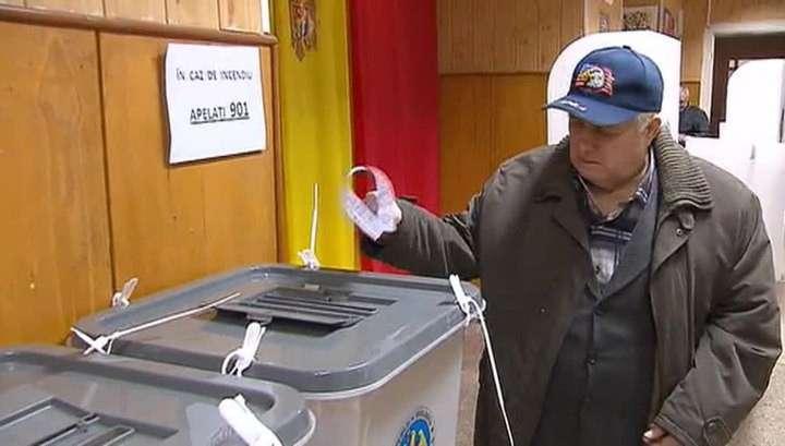 Президентские выборы в Молдавии могут считаться состоявшимися