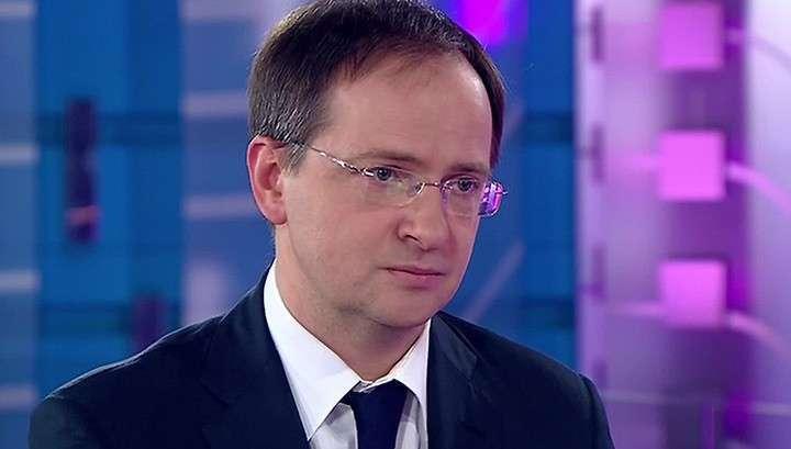 Российский министр Мединский извинился перед комедиантом Райкиным