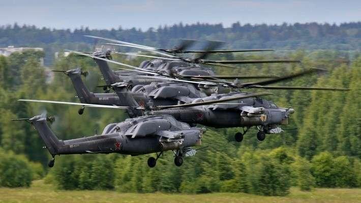 31. На вооружение армейской авиации ВКС за первые 3 квартала 2016 года поступило более 50 вертолетов Сделано у нас, политика, факты