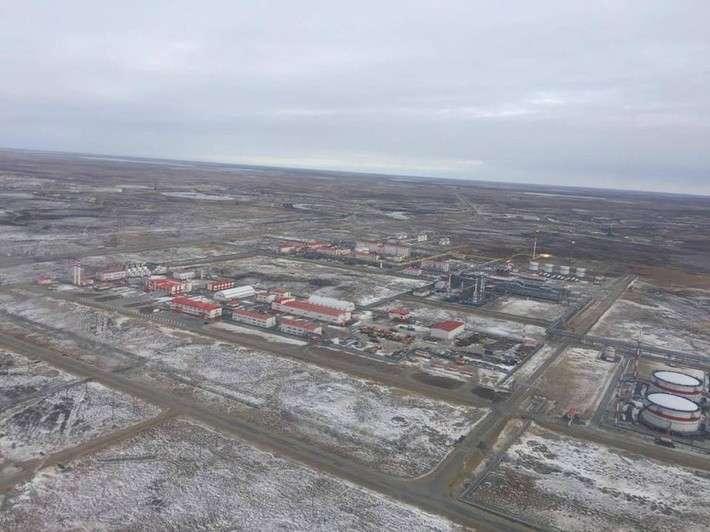 36. В Ямало-Ненецком АО ввели в строй Пякяхинское нефтегазоконденсатное месторождение Сделано у нас, политика, факты