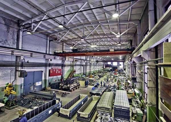 38. «Технодинамика» продолжает модернизацию конструкторско-производственного комплекса «Универсал» Сделано у нас, политика, факты