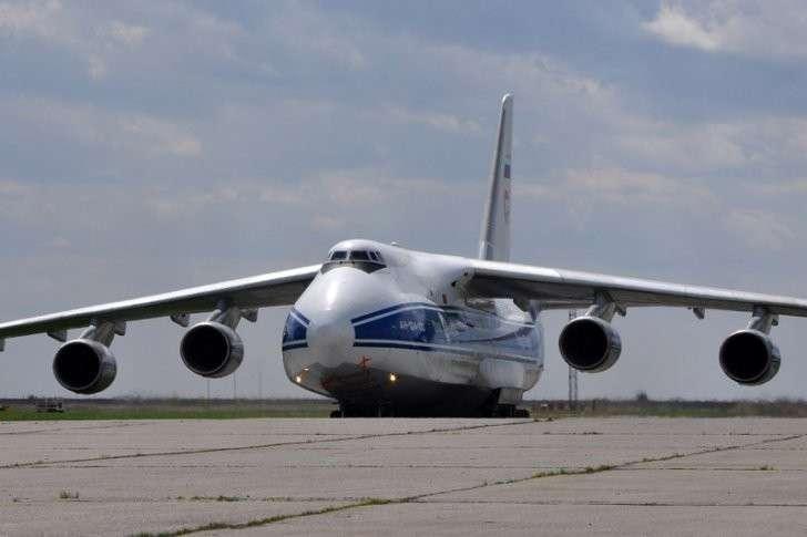 41. Двигатели самолётов АН-124 «РУСЛАН» теперь будут ремонтировать на Урале Сделано у нас, политика, факты