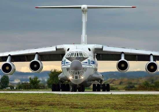 42. Заключен первый серийный контракт на модернизацию Ил-76МД Сделано у нас, политика, факты
