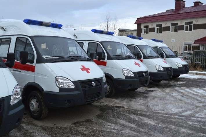 5. В Магаданскую область поступили 7 автомобилей скорой помощи Сделано у нас, политика, факты