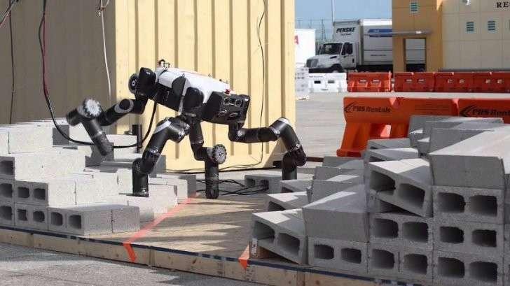 Хороший робот был уничтожен взорвавшимся литий-ионным аккумулятором
