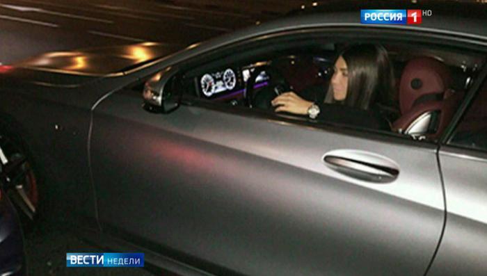 Мажорке Маре Багдасарян грозит 12 лет за клевету на полицию
