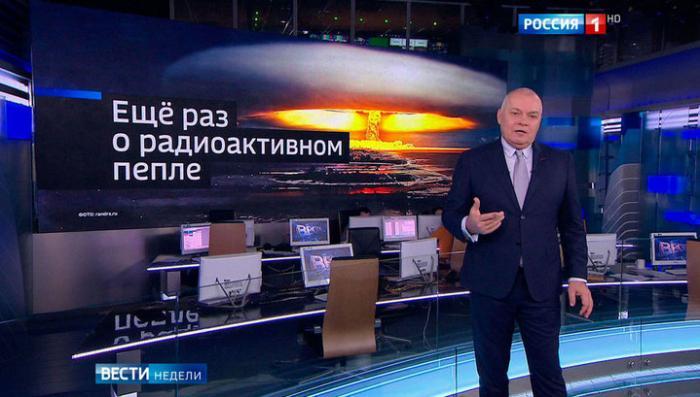 «Америку можно превратить в ядерный пепел»: Киселёв ответил Островскому