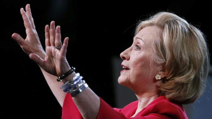 В фонде Клинтонов не спешат следовать обещаниям милашки Хиллари