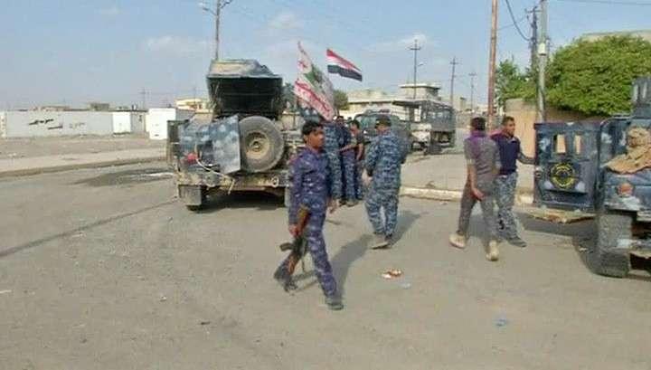 В Ираке продолжают теснить американских наёмников из «Исламского государства»