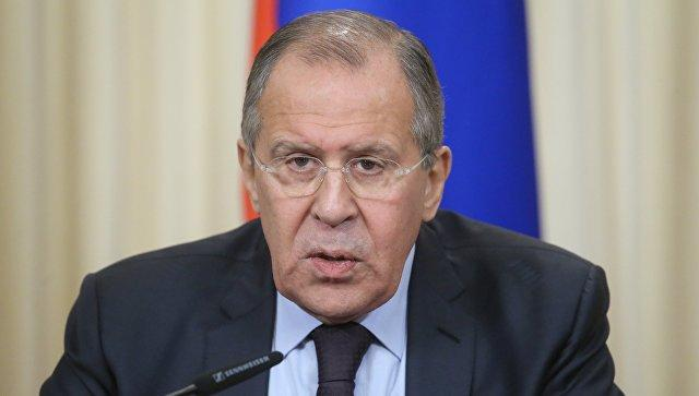 Сергей Лавров назвал агрессией бомбардировки Югославии войсками НАТО