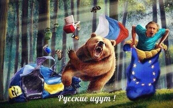 Украина: второе несостоявшееся вторжение Кремля