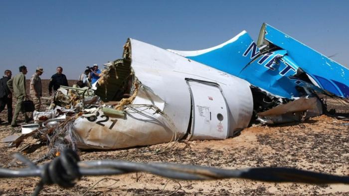 Корреспондент RT вспоминает о работе на месте крушения Аэробуса A321 на Синае
