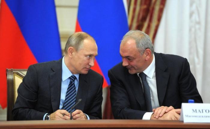 Владимир Путин провёл в Астрахани заседание Совета по межнациональным отношениям
