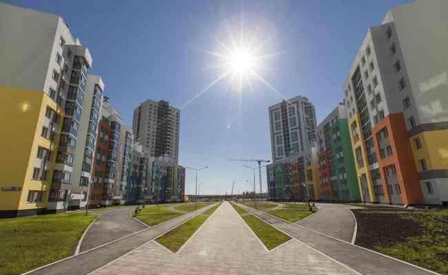 «Умный город» XXI века: в России начали строить электродома