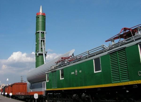 Начались испытания ракетного комплекса железнодорожного базирования «Баргузин»
