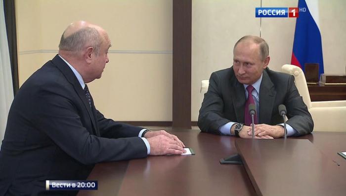 Михаил Фрадков возглавит «Алмаз-Антей» и Институт стратегических исследований