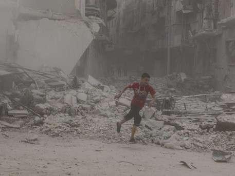 Кровавая расправа в Алеппо: американские наёмники из ИГИЛ не щадят даже детей