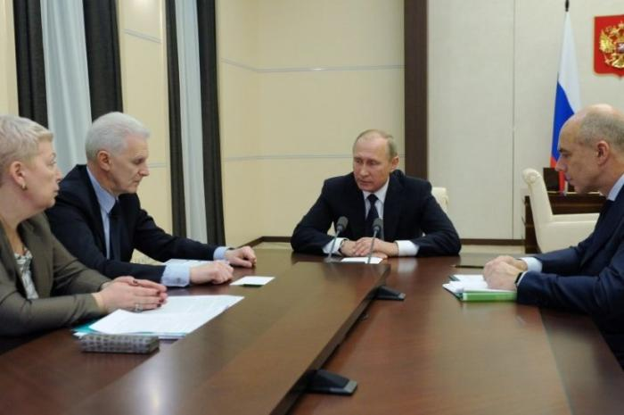 «Чёрные дыры» российской науки пока закрыть нечем! Совсем