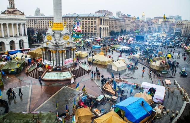 Майдан сегодня - это сборище рэкетиров и бандитов