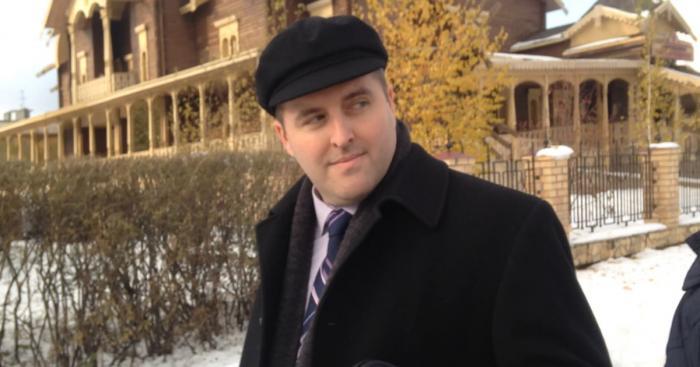 Вице-консул США Майкл Ричи встретился в Оренбурге с иностранными агентами