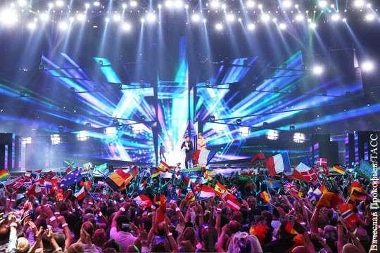 Украинские политики предрекли «Евровидению» в Киеве «искусственный провал»