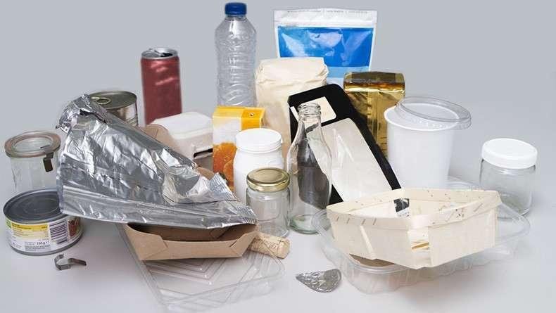 Более 175 опасных химических веществ, обнаружены в упаковке продуктов питания