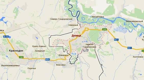 Хорошие новости из Донбасса