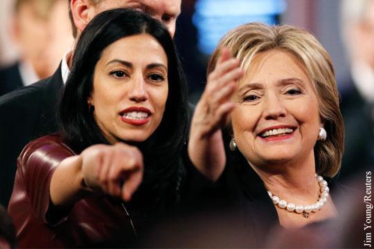 Предвыборная кампания Клинтон превращается в порнографический триллер