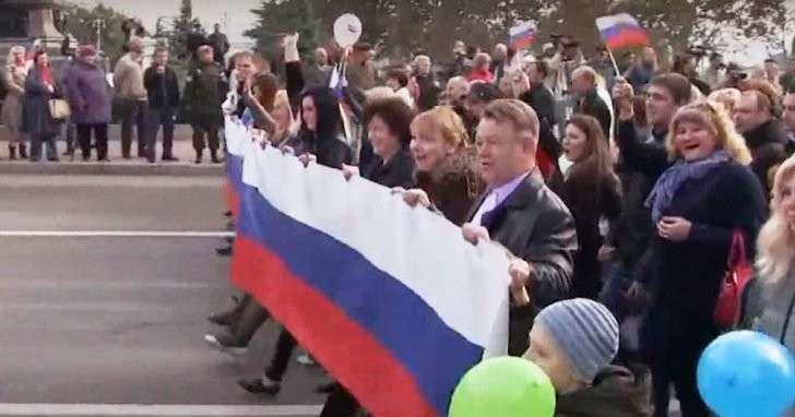 На шествие «Мы едины!» в Москве вышли около 80 тысяч человек