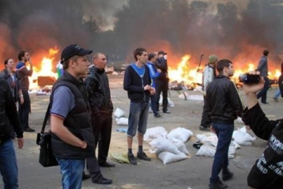 Неонацизм, неофашизм, русофобия и прочие «киты» киевской Хунты