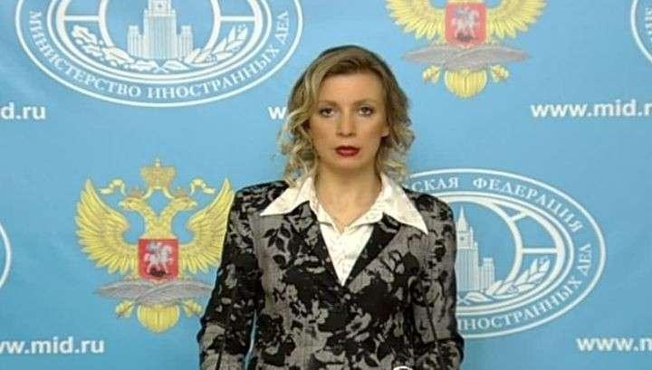 Мария Захарова назвала атаку манекенов в Лондоне заказом английских властей