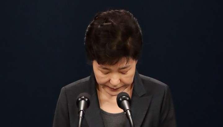 Президент Южной Кореи поможет разобраться со своей подругой, укравшей из бюджета $80 миллионов