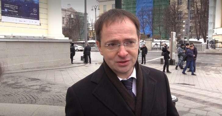 Владимир Мединский назвал глупой попытку проверить фильм «Матильда»