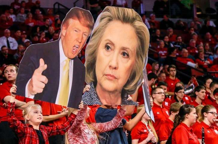 Есть ли разница между Клинтон и Трампом? Оба врут, но одного слушать приятно