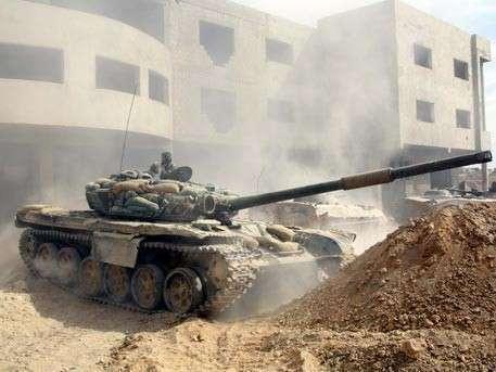 Сирийская армия уничтожила 15 тысяч наёмников на юго-западе страны