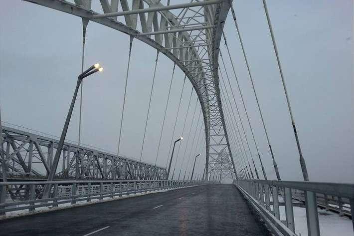 Второй Борский мост открыли для рабочего движения. Фото: Анна ВИНГУРТ